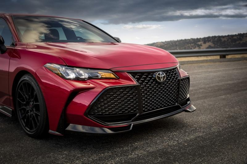 Toyota Shows What the Avalon TRD Can Do With a Handbrake, But We Can't Have One