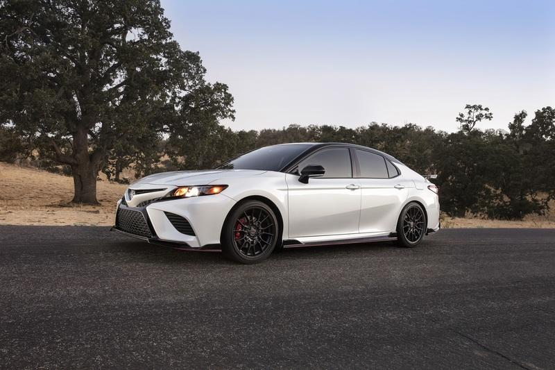 2020 Toyota Avalon TRD and Camry TRD