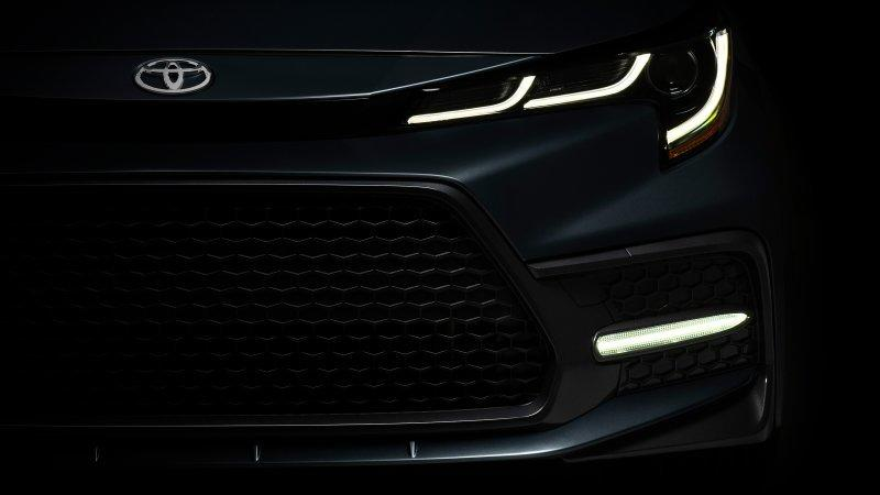 2020 Toyota Corolla Sedan Will Debut This Week