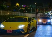 A Drove Of Italian Bulls Parades In Japan To Commemorate The Asian-Pacific Premiere Of The Aventador SVJ - image 806530