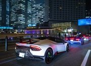 A Drove Of Italian Bulls Parades In Japan To Commemorate The Asian-Pacific Premiere Of The Aventador SVJ - image 806536