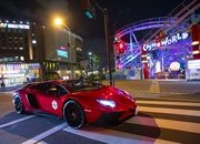 A Drove Of Italian Bulls Parades In Japan To Commemorate The Asian-Pacific Premiere Of The Aventador SVJ - image 806540