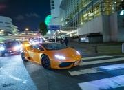 A Drove Of Italian Bulls Parades In Japan To Commemorate The Asian-Pacific Premiere Of The Aventador SVJ - image 806546