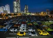 A Drove Of Italian Bulls Parades In Japan To Commemorate The Asian-Pacific Premiere Of The Aventador SVJ - image 806555