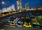 A Drove Of Italian Bulls Parades In Japan To Commemorate The Asian-Pacific Premiere Of The Aventador SVJ - image 806557