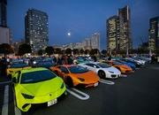 A Drove Of Italian Bulls Parades In Japan To Commemorate The Asian-Pacific Premiere Of The Aventador SVJ - image 806558