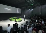 A Drove Of Italian Bulls Parades In Japan To Commemorate The Asian-Pacific Premiere Of The Aventador SVJ - image 806563