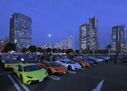 A Drove Of Italian Bulls Parades In Japan To Commemorate The Asian-Pacific Premiere Of The Aventador SVJ - image 806568