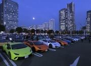 A Drove Of Italian Bulls Parades In Japan To Commemorate The Asian-Pacific Premiere Of The Aventador SVJ - image 806571