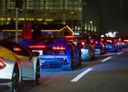 A Drove Of Italian Bulls Parades In Japan To Commemorate The Asian-Pacific Premiere Of The Aventador SVJ - image 806528