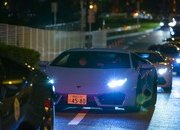 A Drove Of Italian Bulls Parades In Japan To Commemorate The Asian-Pacific Premiere Of The Aventador SVJ - image 806529