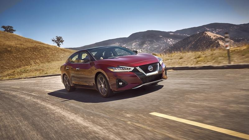 2019 Nissan Maxima Has a Cleaner Look But Lacks any Performance Upgrades