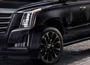 Cadillac Introduces the Not-So-Sporty Cadillac Escalade Sport Edition - image 807064