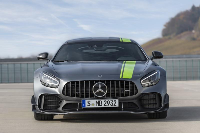 Wallpaper of the Day: 2020 Mercedes-AMG GT R Pro