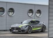 The 2020 Mercedes AMG GT R PRO Brings GT4 DNA to the Road - image 807169