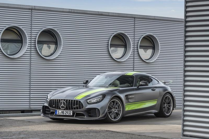 Wallpaper of the Day: 2020 Mercedes-AMG GT R Pro Exterior - image 807169