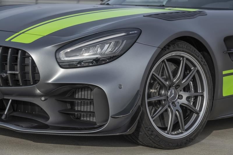 The 2020 Mercedes AMG GT R PRO Brings GT4 DNA to the Road