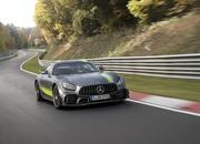 The 2020 Mercedes AMG GT R PRO Brings GT4 DNA to the Road - image 807179