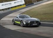 The 2020 Mercedes AMG GT R PRO Brings GT4 DNA to the Road - image 807183