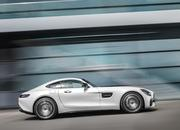 The Mercedes-AMG GT Shows Up in L.A. With DNA From the GT 4-Door Coupe - image 807112