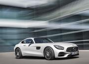 The Mercedes-AMG GT Shows Up in L.A. With DNA From the GT 4-Door Coupe - image 807113