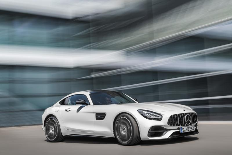 2020 Mercedes-AMG GT Exterior - image 807113