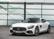 The Mercedes-AMG GT Shows Up in L.A. With DNA From the GT 4-Door Coupe - image 807114
