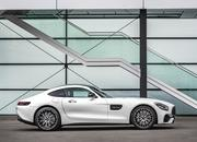 The Mercedes-AMG GT Shows Up in L.A. With DNA From the GT 4-Door Coupe - image 807115