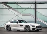 The Mercedes-AMG GT Shows Up in L.A. With DNA From the GT 4-Door Coupe - image 807116