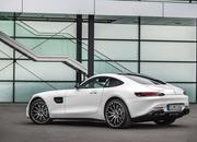 The Mercedes-AMG GT Shows Up in L.A. With DNA From the GT 4-Door Coupe - image 807118