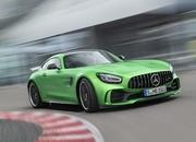 The Mercedes-AMG GT Shows Up in L.A. With DNA From the GT 4-Door Coupe - image 807124