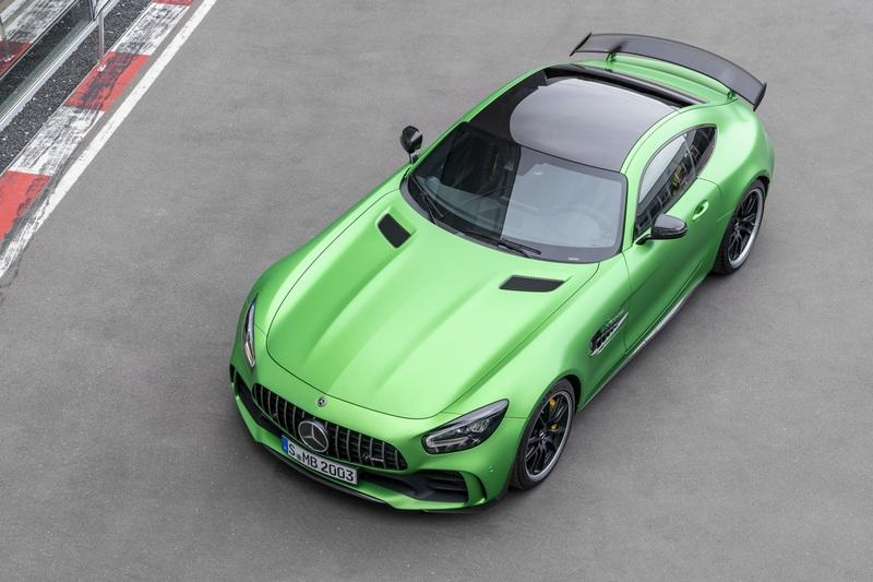 2020 Mercedes-AMG GT Exterior - image 807127