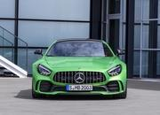 The Mercedes-AMG GT Shows Up in L.A. With DNA From the GT 4-Door Coupe - image 807128