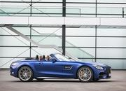 The Mercedes-AMG GT Shows Up in L.A. With DNA From the GT 4-Door Coupe - image 807102
