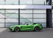 The Mercedes-AMG GT Shows Up in L.A. With DNA From the GT 4-Door Coupe - image 807131