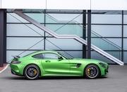 The Mercedes-AMG GT Shows Up in L.A. With DNA From the GT 4-Door Coupe - image 807134