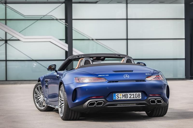 2020 Mercedes-AMG GT Exterior - image 807103