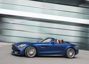 The Mercedes-AMG GT Shows Up in L.A. With DNA From the GT 4-Door Coupe - image 807143