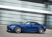 The Mercedes-AMG GT Shows Up in L.A. With DNA From the GT 4-Door Coupe - image 807144