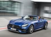 The Mercedes-AMG GT Shows Up in L.A. With DNA From the GT 4-Door Coupe - image 807145