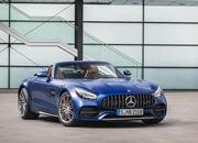 The Mercedes-AMG GT Shows Up in L.A. With DNA From the GT 4-Door Coupe - image 807104