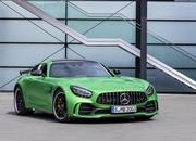 The Mercedes-AMG GT Shows Up in L.A. With DNA From the GT 4-Door Coupe - image 807181