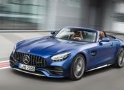 The Mercedes-AMG GT Shows Up in L.A. With DNA From the GT 4-Door Coupe - image 807182