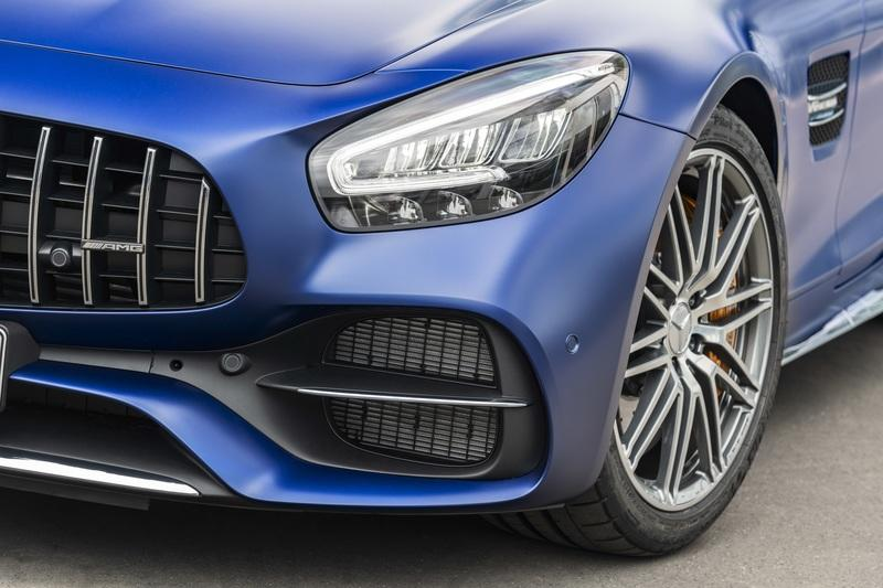 2020 Mercedes-AMG GT Exterior - image 807105