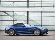 The Mercedes-AMG GT Shows Up in L.A. With DNA From the GT 4-Door Coupe - image 807101