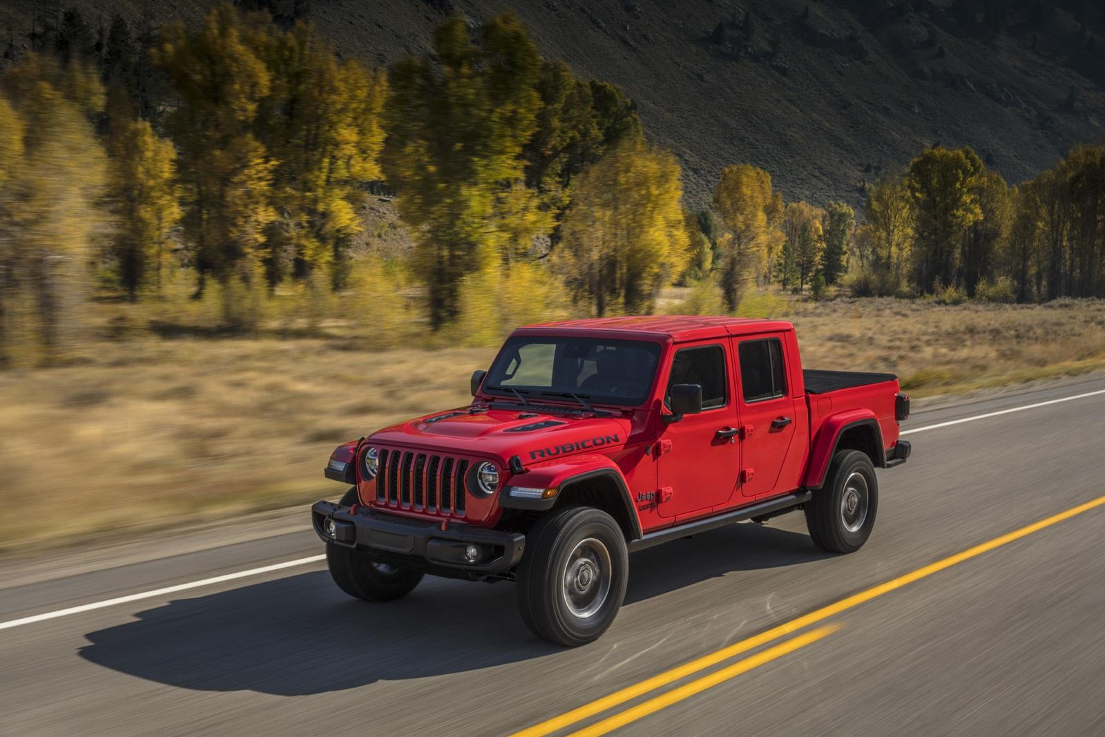 2020 Jeep Gladiator Pictures, Photos, Wallpapers. | Top Speed