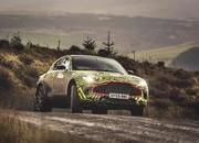 Everything We Know About the Aston Martin DBX - image 804544