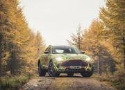 Everything We Know About the Aston Martin DBX - image 804541