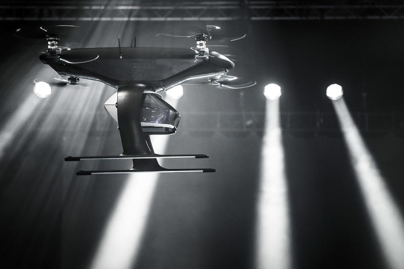 Audi's Flying Taxi Takes Off Successfully - image 807580