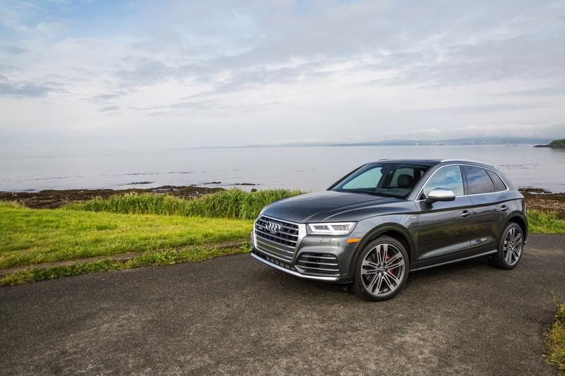 Audi Spills the Beans on 2019 Model Updates